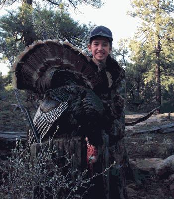 Utah turkey hunts